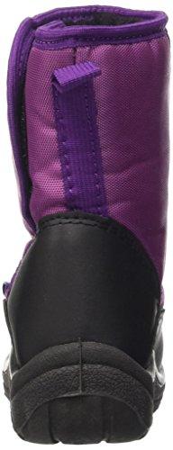 Chuva Kinderwinterstiefel C161, Bottes mixte enfant Violet - Violett(Violett)
