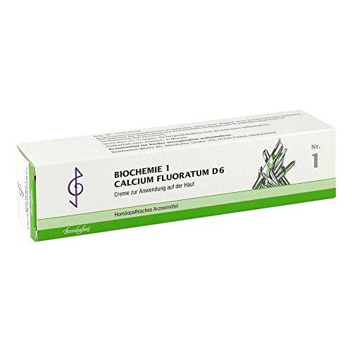 Biochemie 1 Calcium fluoratum D 6 Creme 100 ml