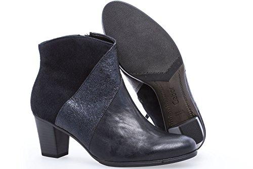 Gabor Basic, Stivali Donna Blau
