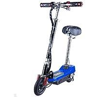 Scooter Automático de Movilidad Plegable Bicicleta Plegable Bicicleta Eléctrica con pantalla de alimentación y neumáticos sólidos