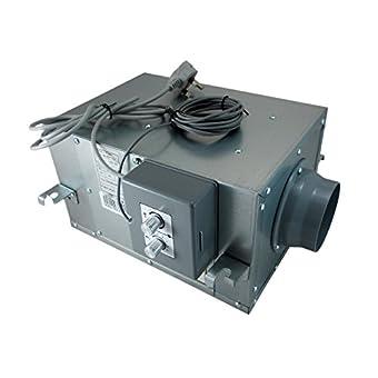 """Contrôle de la température acoustique en ligne ventilation faible bruit Ventilateur d'extraction d'air 100MM[4""""] 180 m3/hr"""