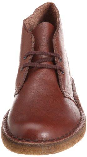 Clarks Desert Boot 00111 Herren Desert Stiefel Braun (Brown Vintage)
