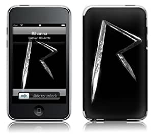 MusicSkins Rihanna - Logo for Apple iPod touch (2nd/3rd Generation)