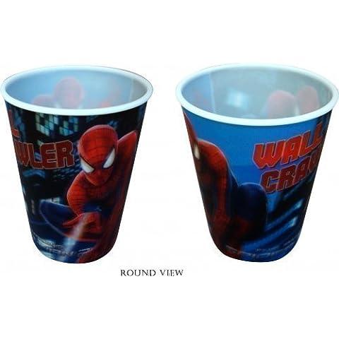 Spiderman 2-Stampa con bicchiere