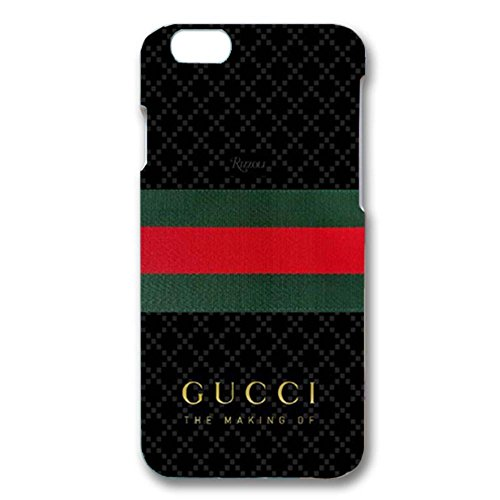 Custom Personlized Luxury Gucci Logo Iphone 6 Plastic 3D Durable Case Cover GT9E27