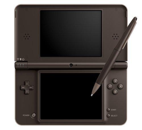 Nintendo DSi XL - Konsole, dunkelbraun (Ds Nintendo Konsole Xl)