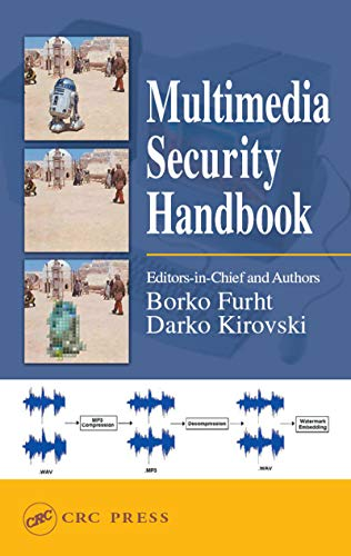Multimedia Security Handbook (Internet and Communications 4) (English Edition) - Digital Image Detector
