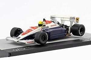 Promocar PRO10624 - Coche en Miniatura de colección, Color Blanco, Rojo y Azul
