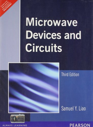 Microwave Devices and Circuits, 3e