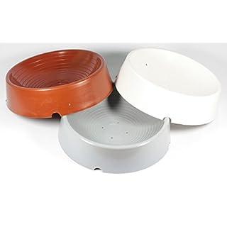 AGROHIT Nistschale aus Kunststoff,Tauben,Rassen Tauben,Nest 10 Stuck 19 cm