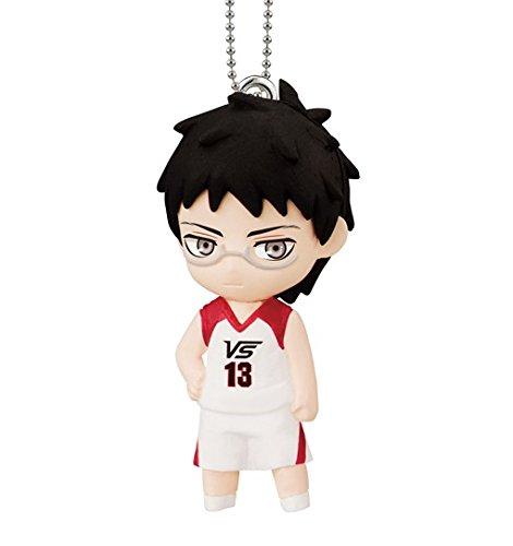 Kuroko no Basket Last Game 01 PVC Figure Swing Keychain~Hyuga Jumpei