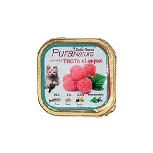 Scatoletta patÈ per cane cucciolo 150gr pollo alle mele e echinacea