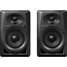 """Pioneer DM-40 Negro altavoz - Altavoces (DJ, De 2 vías, 2.0 canales, Mesa/estante, Integrado, 1,91 cm (0.75""""))"""