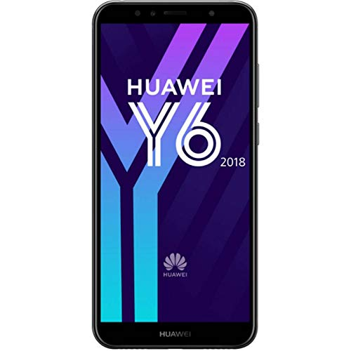 Huawei 77479614,47cm (5,7Zoll) Y6(2018) (Smartphone 16GB, Android 8.0(OREO)) nero