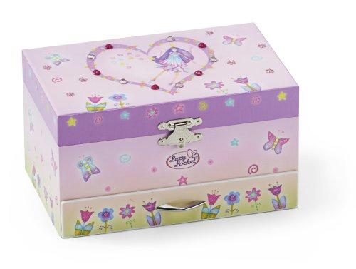 Fee Schmuckkästchen - Rosa Spieluhr für Kinder - Lucy Locket - 2