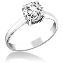 Diamantringe 1 karat  Suchergebnis auf Amazon.de für: diamantring 1 karat