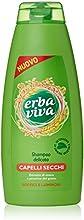HIERBA VIVA Champú Cabello seco de 500 ml. productos para el cabello