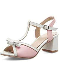 Bouche Hauts Femmes MEIS Chaussures Talons Chaussures Stiletto Peu 7YwEq5EF