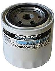 Quicksilver agua separación filtro de combustible 35–802893q01