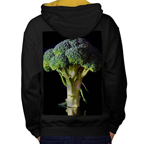 Grün Brokkoli Gesund Gemüse Men ...
