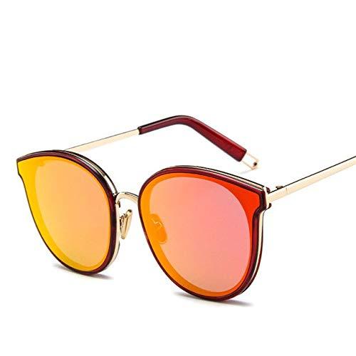 GNLLYOPBig Frame Sonnenbrille Frauen Designer Marke Bonbonfarben Vintage Metall Sonnenbrille Für Männer Outdoor Shopping Brille