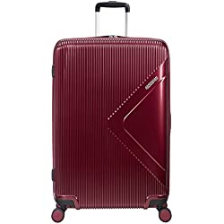 American Tourister Modern Dream Spinner Expandable, 81L - 3.7 KG Koffer, 68 cm, 70 L, Rot (Wine Red)