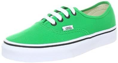 Vans Authentic Green 5 Child UK
