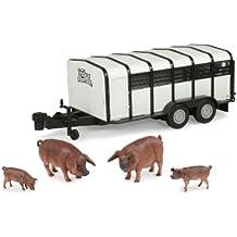 Big Farm - Remolque con cerditos (TOMY 42995)