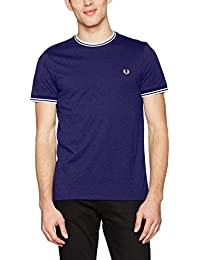 Fred Perry Fp Twin Tipped, T-Shirt Homme