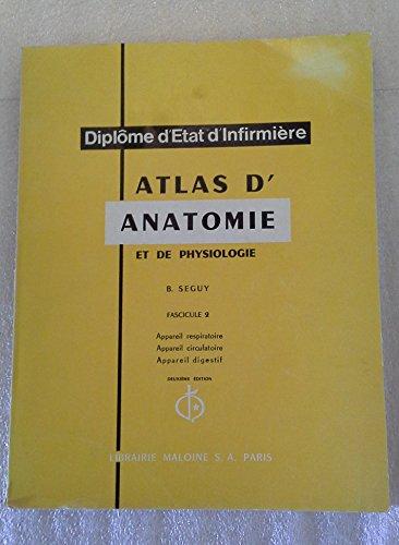 Atlas d'anatomie et de physiologie (Diplôme d'État d'infirmière)