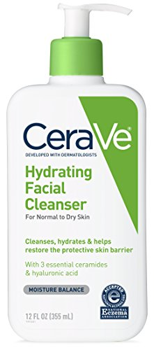 CeraVe Hydrating Cleanser, 12 oz. -