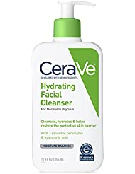 CeraVe Hydrating Cleanser, 12 oz. (Packaging May Vary)