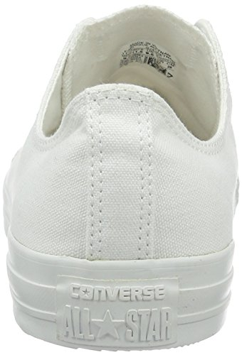 Converse Ctas Mono Ox, Baskets mode mixte adulte Blanc