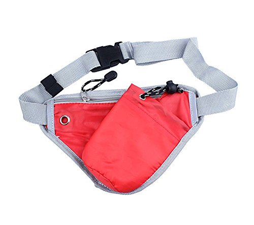 SaySure - Jogging Running Cycling Utility Close-fitting Mini Waist Bag
