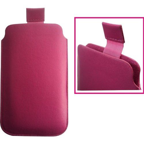 Accessory Master Pull-Tab Schtuzhülle für HTC wildfire S rosa