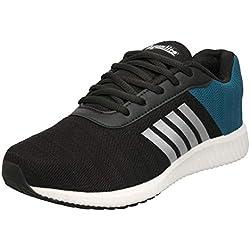 Aqualite Men's S.Green/Black Running Shoes-10 UK/India (44 EU) (Aqua_SGA-11S.GRN/BLK 010)