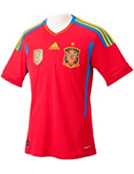SPAIN Champions Home Shirt 2010/11 - Small