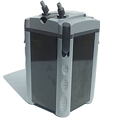 Jebao 503 External Fish Tank Canister Aquarium Filter System 1 Touch 15w 750 LPH
