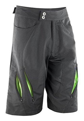 Herren Casual Sports Sportbekleidung & Cycle Wear Bikewear Shorts Off Road (Shorts Activewear)