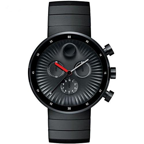 Para hombre Movado borde 3680011–Reloj cronógrafo