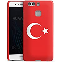 DeinDesign Huawei P9 Coque Étui Housse Drapeau de la Turquie 665816d22715