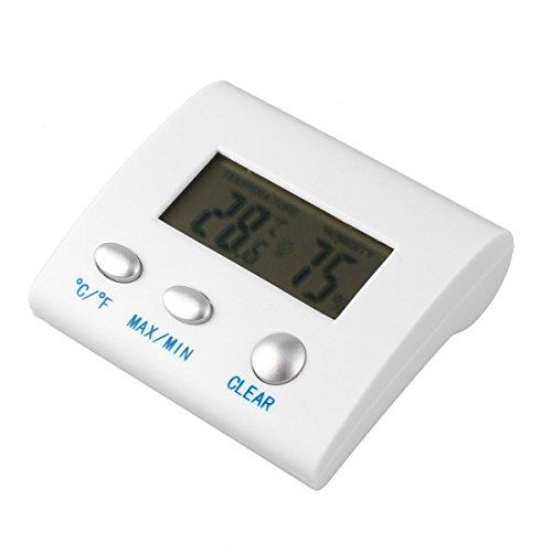 Gugutogo Home Indoor LCD Digital Thermometer Hygrometer Luftfeuchtigkeit Temperaturmesser -