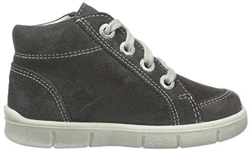 Superfit Ulli, Chaussures Marche Bébé Garçon Gris - Grau (Stone 05)
