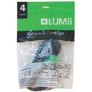 Réflecteur lumii 4 m de cordon à IEC – éclairage/tente hydroponique de croissance/