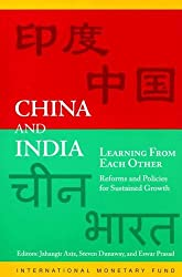 China and India Learning from Each Other: Reforms and Policies for Sustained Growth by Jahangir Aziz (2006-10-30)