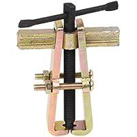 TOOGOO(R) Extractor de engranajes de cojinete de 75mm de Longitud Tirador de engranajes con cojinetes de dos tornillos