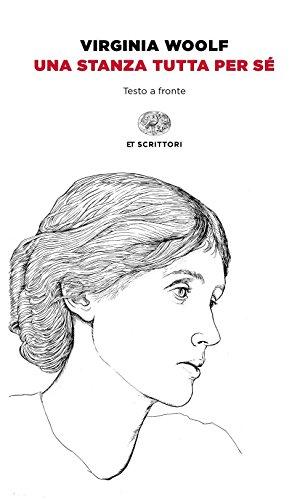 Una stanza tutta per sé. Testo inglese a fronte (Einaudi tascabili. Classici) por Virginia Woolf