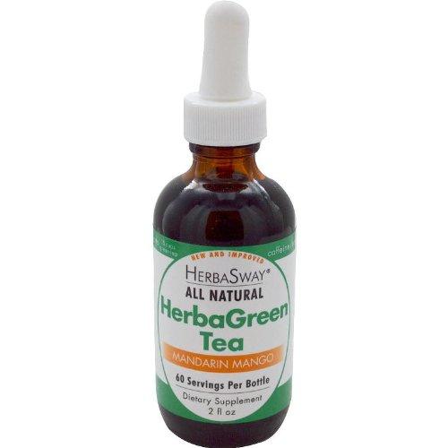 Herbasway Mundarin Mango Herbagreen Tee 60 ml