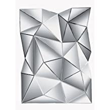 Spiegel Prisma, Grosser, Ausgefallener XXL Designspiegel, Moderner,  Extravaganter Wandspiegel, Große Wanddeko