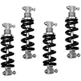 BFL 4Pcs Cycling Bicycle 1500LBS/in Rear Suspension Spring Shock Damper Absorber